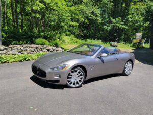 2010 Maserati GT Convertible