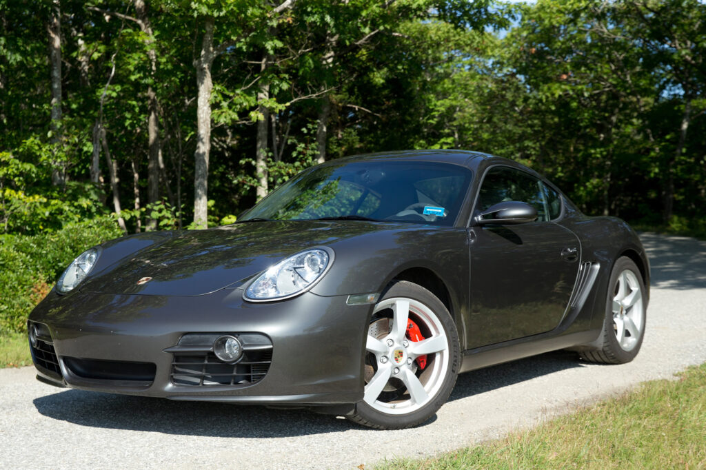 2008 Porsche Cayman S Coupe 2D
